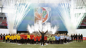 Canada Women's World Cup 2015