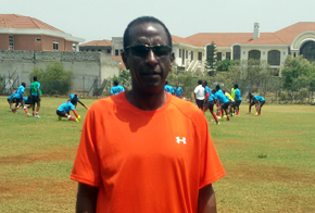 St.George Technical Director At0 Efrem