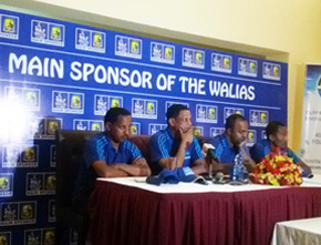 Press Conference About The Walya's